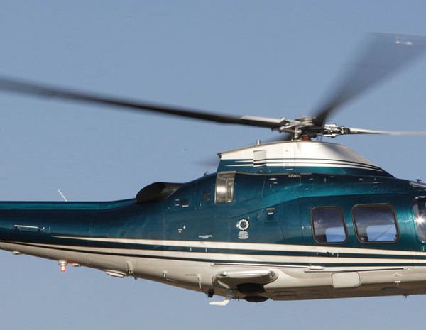 Helicopter Agusta GRAND