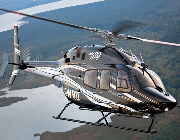 Helicopter Bell 429