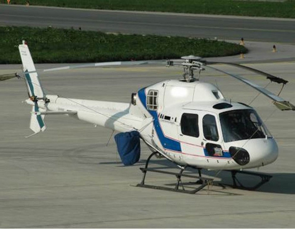 Helicopter Eurocopter AS-355 NP Ecureuil