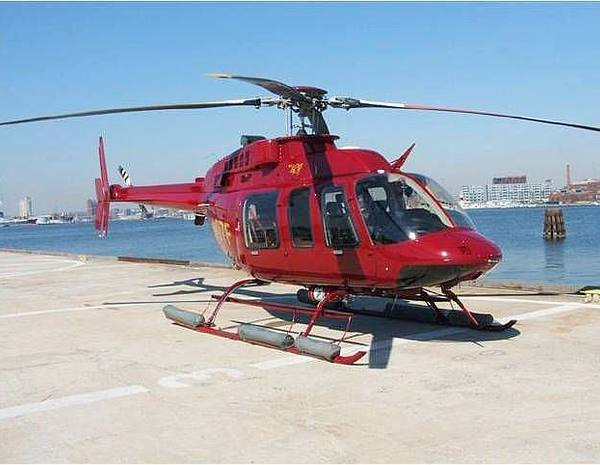 Helicopter Bell 407