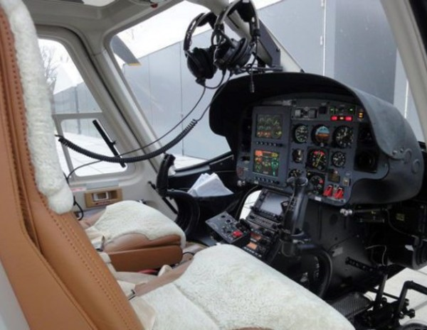 Helicopter Bell 427
